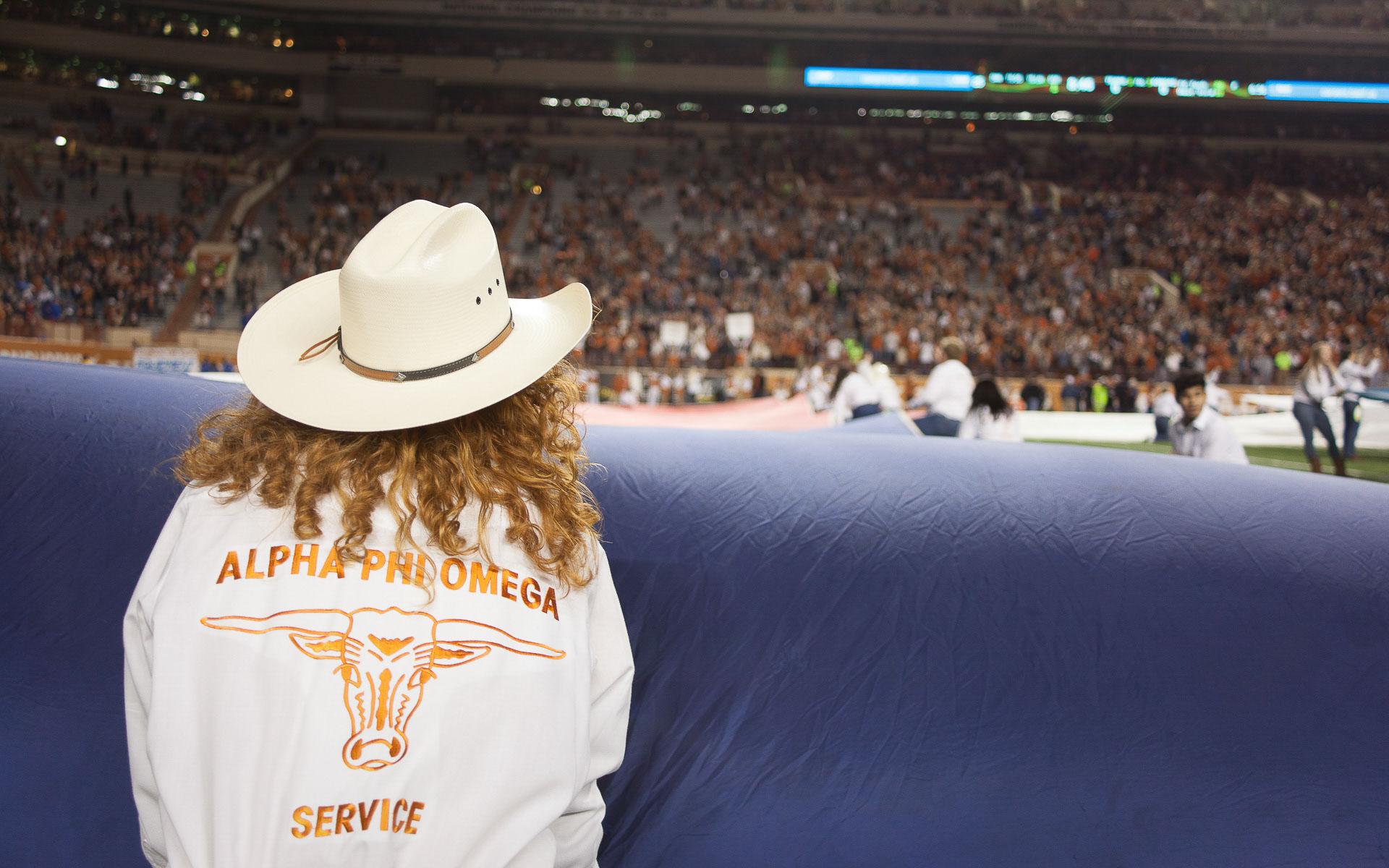 Texas Alpha Phi Omega