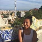 PHEP co-chair Vanessa Medrano visited Barcelona while studying in Spain!